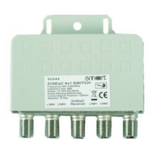 Smart DiSEqC Switch 4-1 SUS44 Wetterschutz